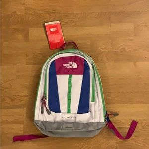 NWT The North Face Mini BC Free Fall Backpack